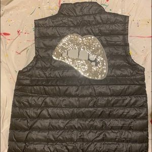 Fashion Vest with Patch